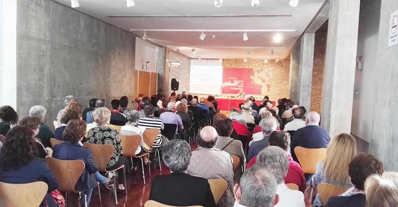 El Museo del Vino acogerá el martes el III Encuentro de Personas Cuidadoras no Profesionales