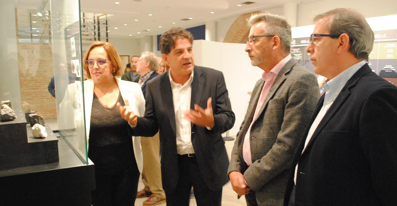 El Museo Municipal de Valdepeñas muestra la prehistoria vista desde el metal