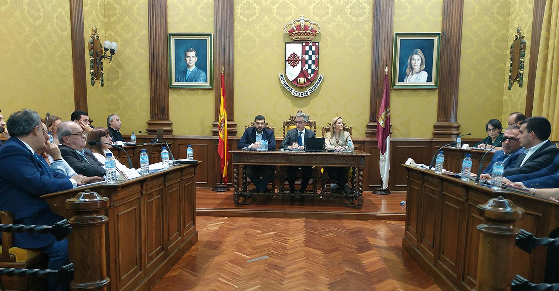 Valdepeñas aprueba su presupuesto municipal para 2019 con 7.000.000 de euros en inversión
