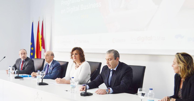 El Gobierno de Castilla-La Mancha colabora con la Fundación Horizonte XXII poniendo el foco en la transformación digital de las empresas