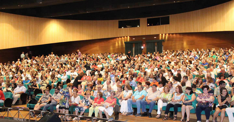 Más de 213.000 espectadores disfrutaron esta legislatura en Valdepeñas de 221 espectáculos programados