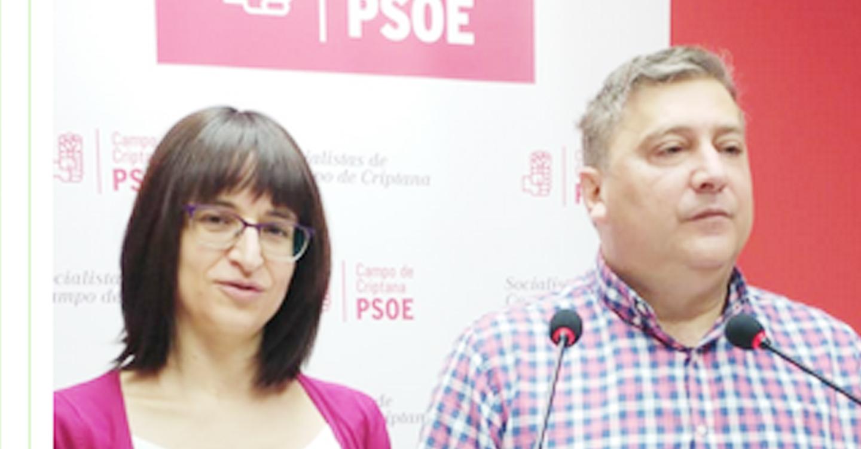 El PSOE de Campo de Criptana destaca el compromiso de las administraciones socialistas con la localidad