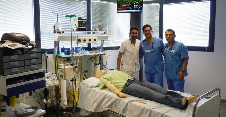 El Aula de Simulación del Hospital General Universitario de Ciudad Real se consolida como referente nacional para la formación de profesionales sanitarios
