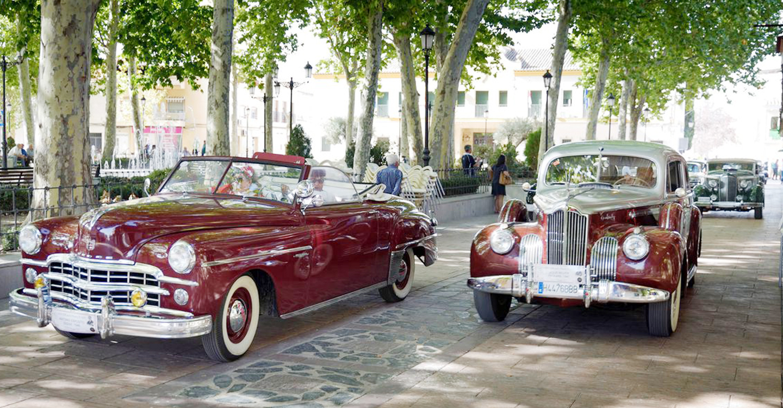Este sábado llega a Argamasilla de Alba la II Ruta de Azorín por La Mancha de coches clásicos