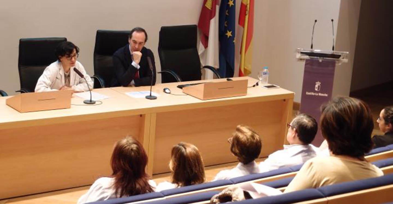 Profesionales de Atención Primaria y Hospitalaria de Ciudad Real refuerzan su coordinación para dar una mejor atención al paciente oncológico
