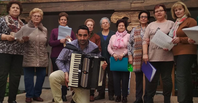Audición en el Centro de Día Casa Don Manolito de Villanueva de los Infantes