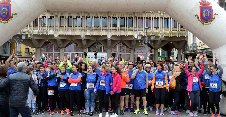 Cerca de 1.200 inscritos en la 7ª Carrera de la Mujer de Ciudad Real del próximo 31 de marzo, para reivindicar la igualdad