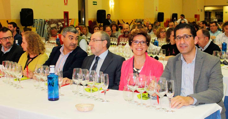 Cinco vinos de la provincia, protagonistas en Miguelturra de una cata multitudinaria con 'La Cultura del Vino'