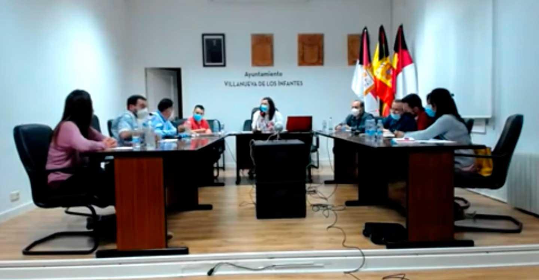 El equipo de Gobierno de Villanueva de los Infantes (PP-C´s) rechaza una moción que reconoce el trabajo de los profesionales que se han enfrentado a la pandemia