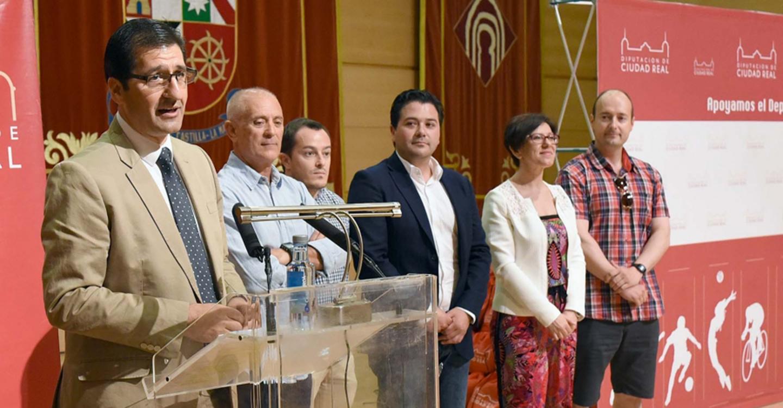 Diputación y Junta triplican en tres años los escolares que participan en los campeonatos de deporte base