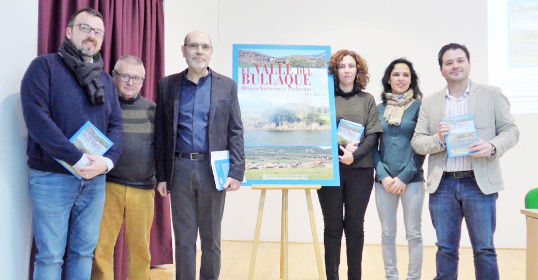 David Triguero presentó el último libro de la BAM