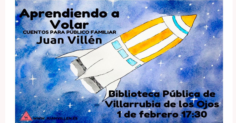 """La Biblioteca de Villarrubia de los Ojos organiza diversas actividades literarias para """"aprender a volar"""", recuperar reliquias y otras sesiones de cuentos"""