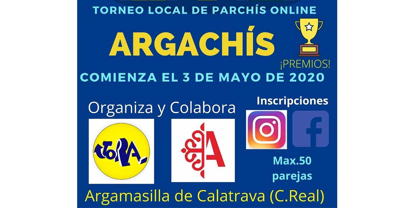 El colectivo Juvenil JORA organiza un torneo de parchís online al que el Ayuntamiento suma premios que apoyan al comercio local
