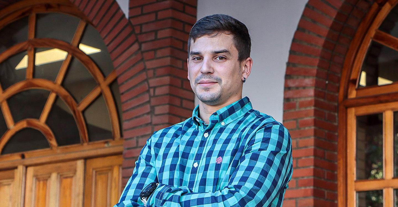 Luis Enrique Escobar Gijón, el joven rabanero ingeniero de software que desde Argamasilla de Calatrava está revolucionando PlayRenfe