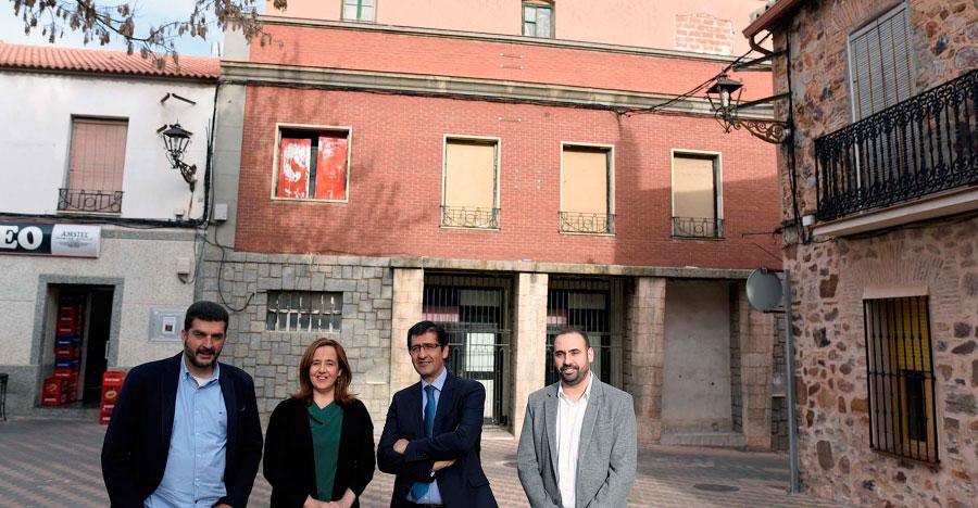 La Diputación ha concedido en 2019 anticipos reintegrables a 22 pueblos que suman 15'5 millones de euros