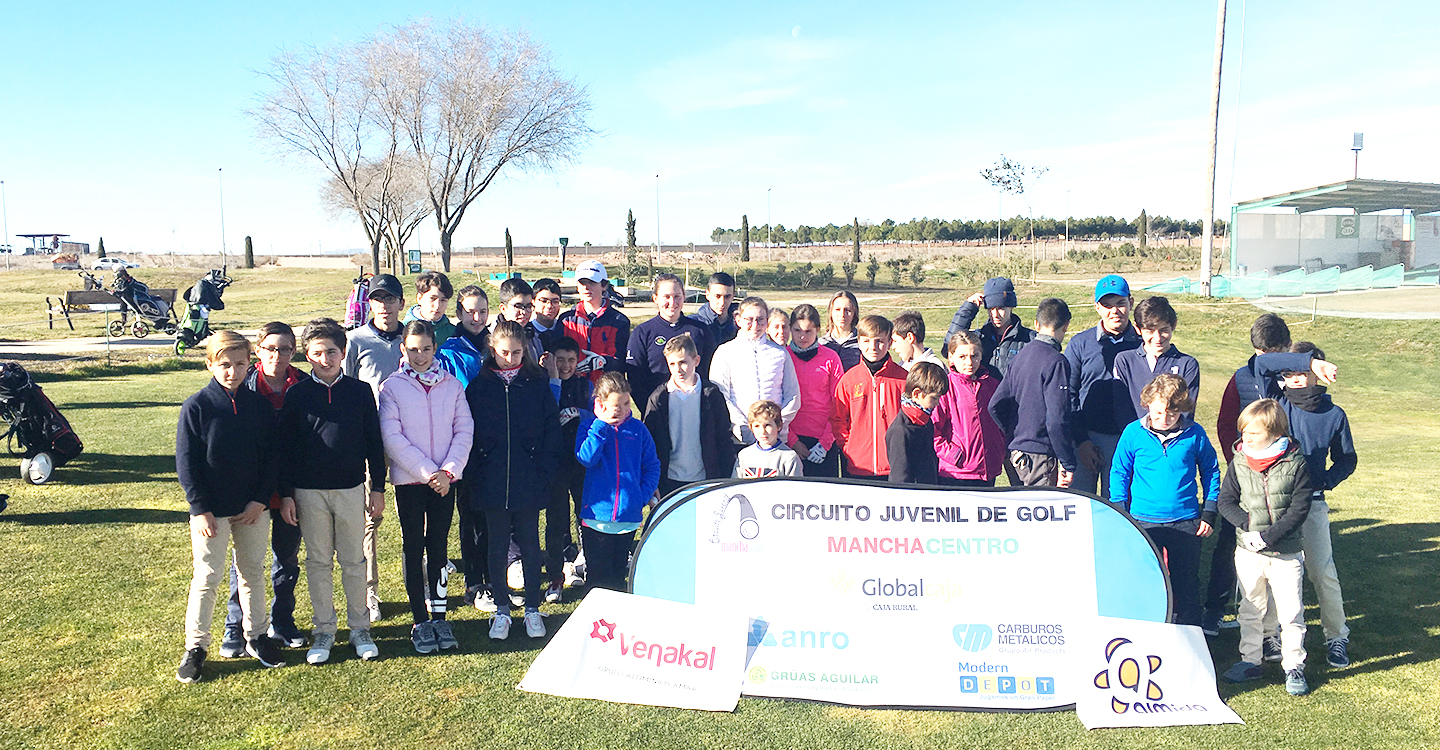 III puntuable golf manchacentro