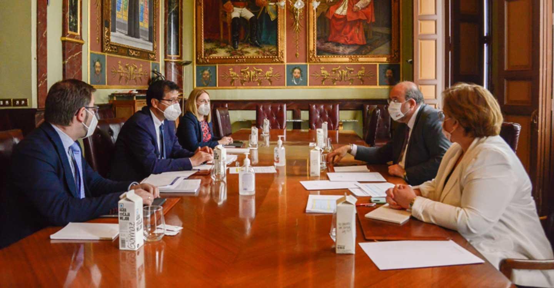 El Gobierno de Castilla-La Mancha y la Diputación de Ciudad Real impulsan el mayor plan de empleo de la historia en la provincia con una inversión de 33 millones
