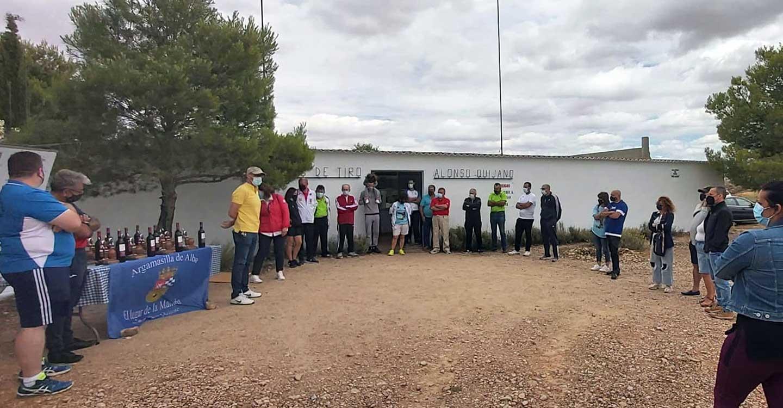 El Alonso Quijano reúne a 72 tiradores en el IV Open 'El Lugar de La Mancha'