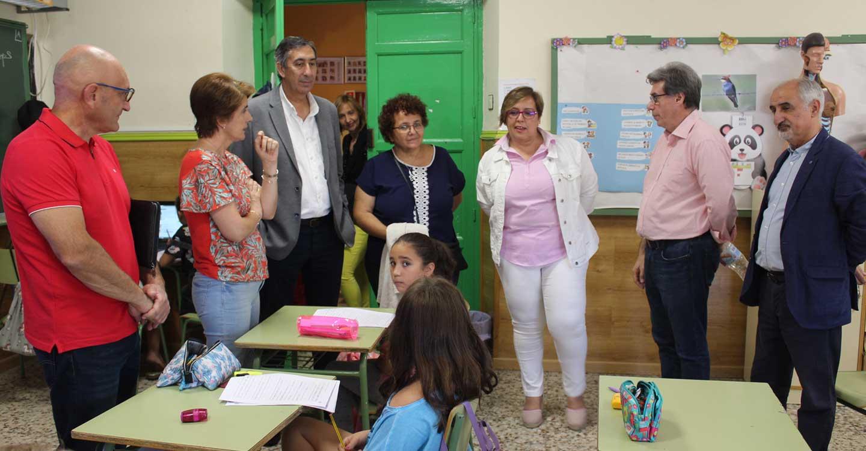 86 docentes de Ciudad Real se han incorporado a las aulas o ampliado la jornada laboral para la puesta en marcha de los programas Titula-S e Ilusiona-T