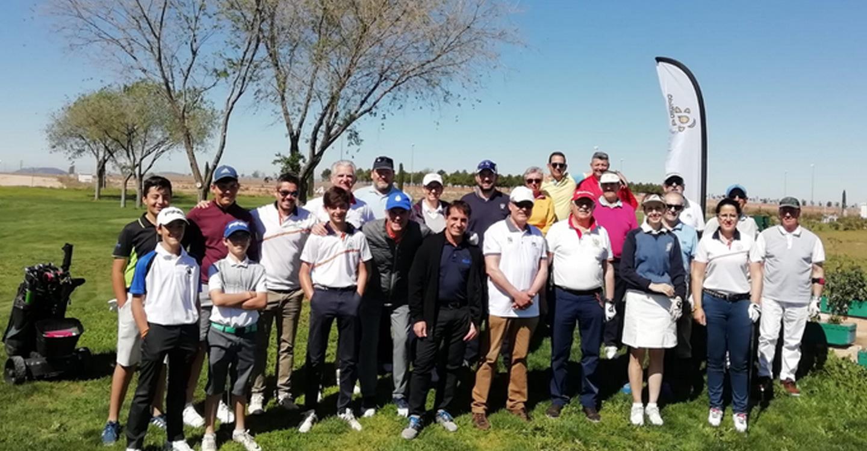III Torneo Grupo Almida de Golf