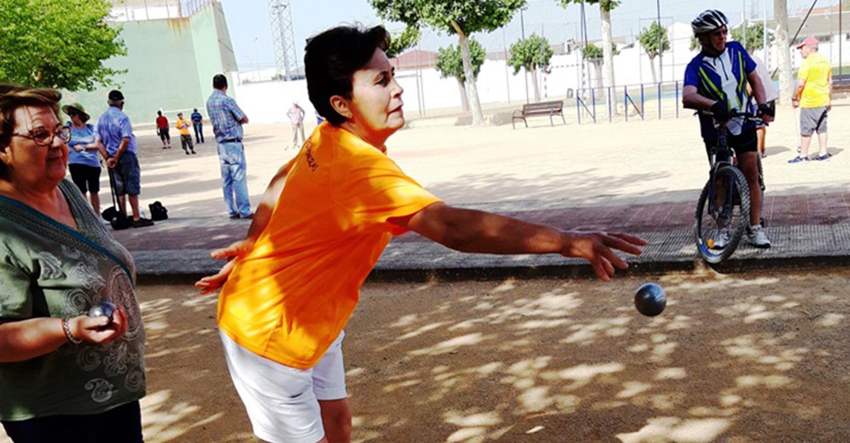 XXXIV Competición Provincial de Juegos y Deportes Tradicionales Las Pedroñeras (3ª Jornada)