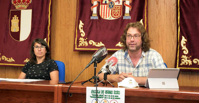 Abierto el plazo de inscripción para la Escuela de Verano 2020 en Argamasilla de Alba
