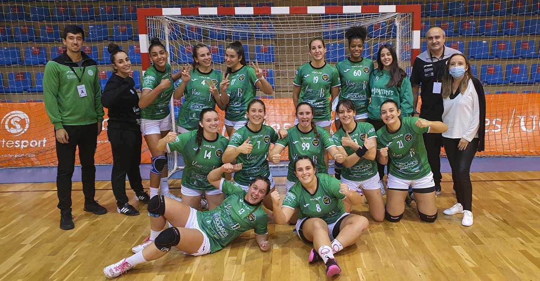 Abultada victoria a domicilio del Vino Dª Berenguela BM Bolaños que sigue invicta en liga (26-33)