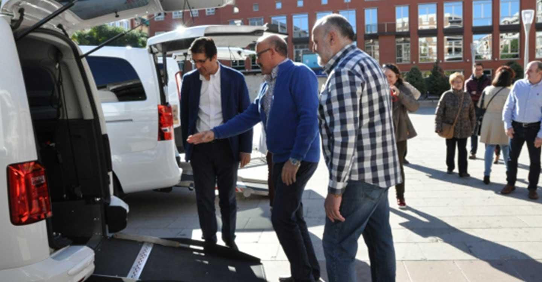 La Diputación de Ciudad Real destina ayudas para la adaptación de taxis a personas con movilidad reducida de hasta el 80% del coste
