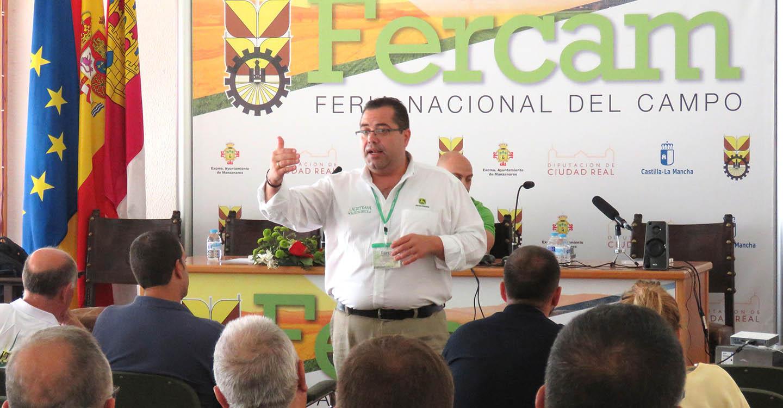 Agritrasa Autoagrícola detalla en Fercam la agricultura 4.0