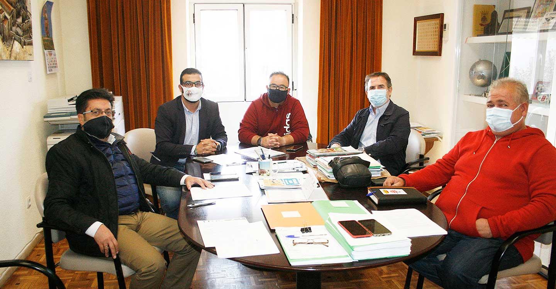 El Ayuntamiento de Aldea del Rey firma un convenio de colaboración con el Club Deportivo Castillo de Calatrava-Aldea del Rey