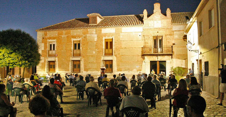 Este viernes tendrá lugar el acto de presentación de las Bases del II Certamen Nacional de Poesía 'Valentín Villalón', premio Aldea del Rey