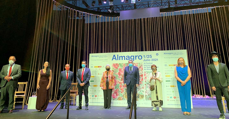 """El Gobierno de Castilla-La Mancha destaca que el Festival de Almagro """"además de unión es compromiso con nuestra historia y con nuestra identidad"""""""