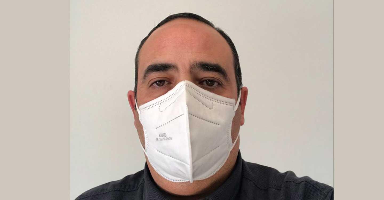 """Álvaro Leal (PSOE): """"Aunque sea difícil de entender, el PP siempre critica las medidas que salvan vidas, primero el Estado de Alarma, y ahora las vacunas"""""""