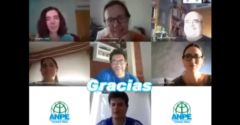 ANPE Ciudad Real ensalza el trabajo y la dedicación de los docentes durante la pandemia en un vídeo y anima a coger fuerzas para afrontar un nuevo inicio en septiembre