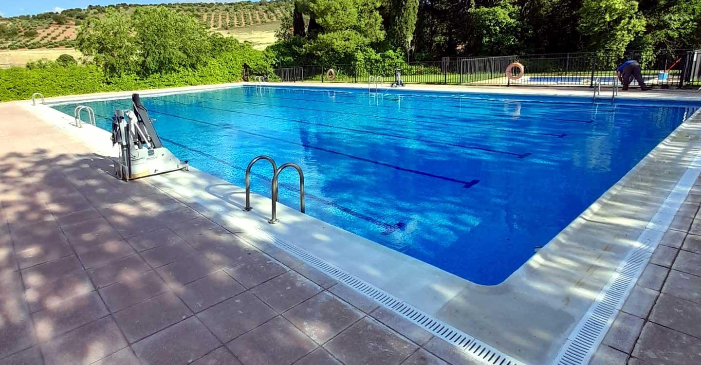 El Ayuntamiento de Carrizosa vuelve a abrir sus piscinas municipales este sábado con protocolos sanitarios por prevención