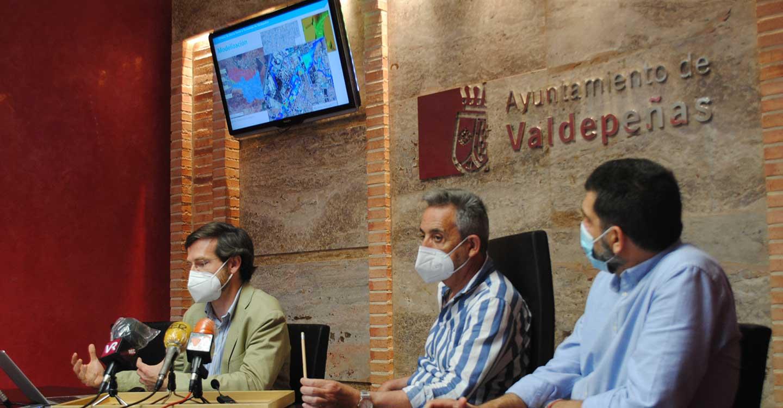 Valdepeñas desarrolla una App de Alerta de Tormentas inteligente que estará operativa en 2022