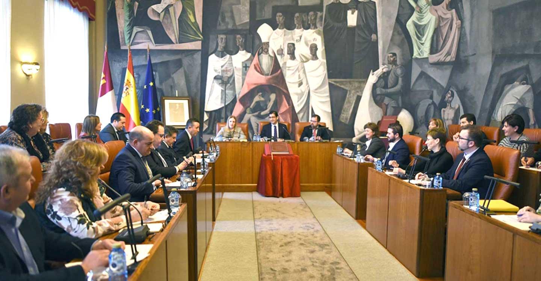 La Diputación Provincial de Ciudad Real aprueba 20 millones de euros para que los ayuntamientos financien proyectos y obras de interés municipal