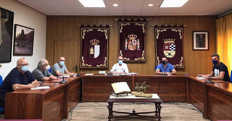 El área de Educación del Ayuntamiento de Argamasilla de Alba y los centros educativos trabajan para crear espacios seguros