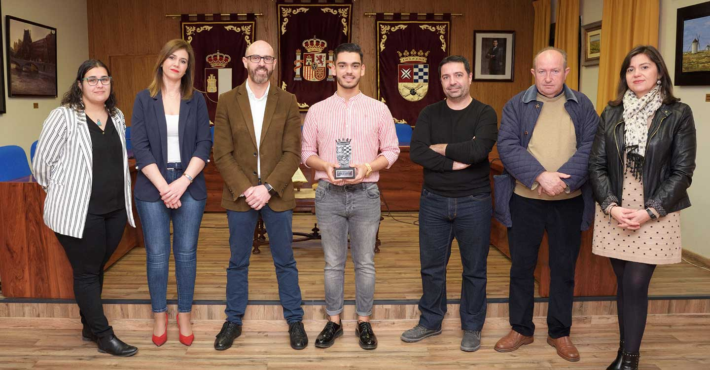 Argamasilla de Alba ya cuenta entre sus vecinos con el ganador de un Goya