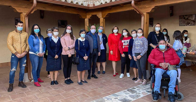 Argamasilla de Calatrava abre su corazón a la generosa familia de Hogar de Nazaret