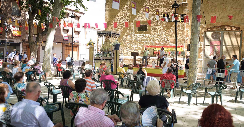 Argamasilla de Alba celebra el día de su patrona con una misa de acción de gracias
