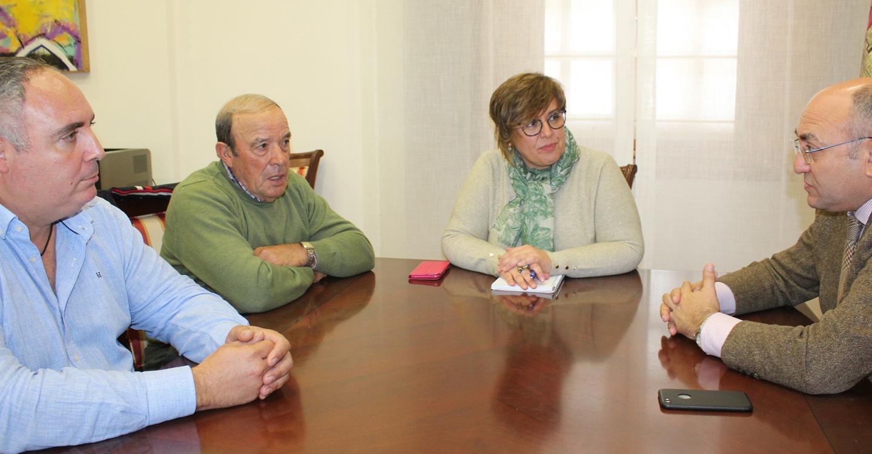 ASAJA Ciudad Real insiste en que se cumpla el compromiso del arreglo del Camino de Cirujano en apoyo a los agricultores afectados