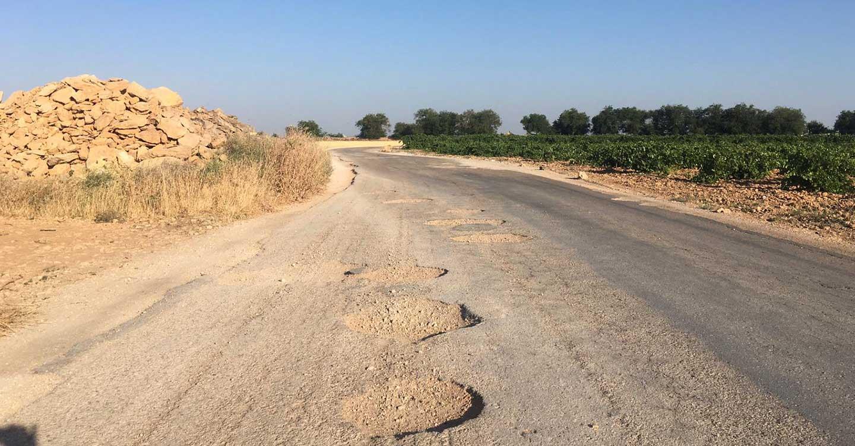 ASAJA Ciudad Real pide que la adjudicación de las obras del camino del Cirujano sea inmediata para que los plazos no se dilaten más