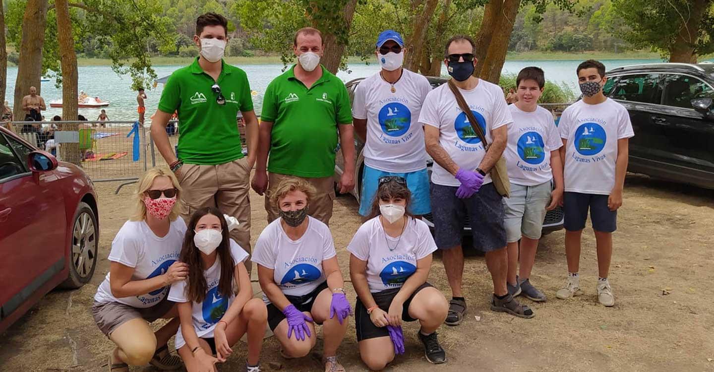 El Ayuntamiento de Argamasilla de Alba colaboró en la conservación de las Lagunas de Ruidera
