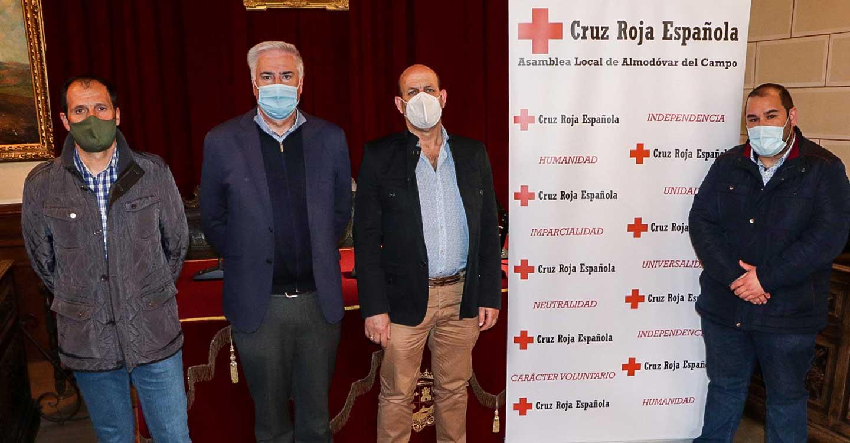 El Ayuntamiento de Almodóvar del Campo colaborará con Cruz Roja Española en dar formación en montaje de fotovoltaicas a personas con dificultades de empleabilidad
