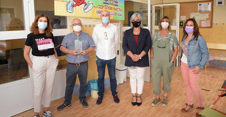 El Ayuntamiento de Argamasilla de Alba reconoce el esfuerzo del alumnado, profesorado y familias durante la pandemia
