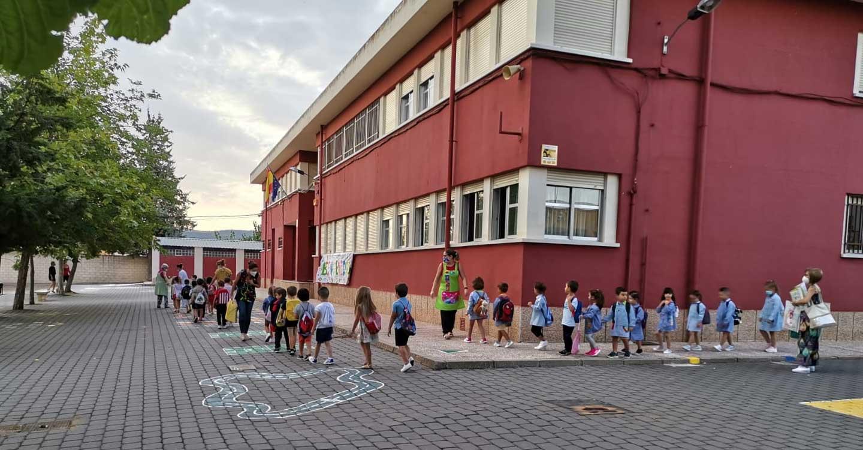 El Ayuntamiento de Porzuna realizará un estudio sobre concentración de CO2 y ventilación en las aulas escolares