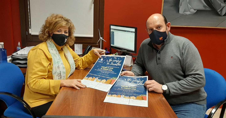 El Ayuntamiento de Torralba de Calatrava pone en marcha una campaña de apoyo al comercio local