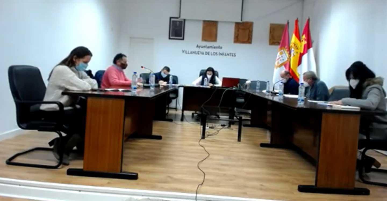 El Ayuntamiento de Villanueva de los Infantes no responde a la llamada del grupo socialista para ayudar a los autónomos y las empresas de la localidad