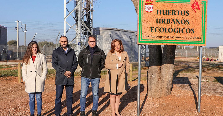 El Ayuntamiento habilita doce huertos ecológicos para su cultivo por la ciudadanía rabanera